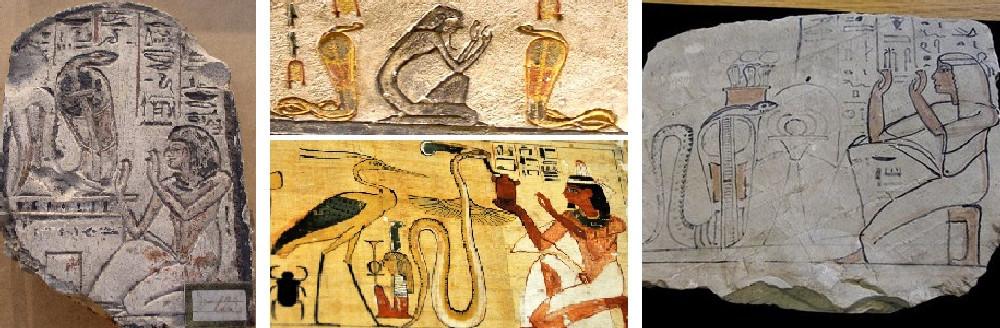 культ змей